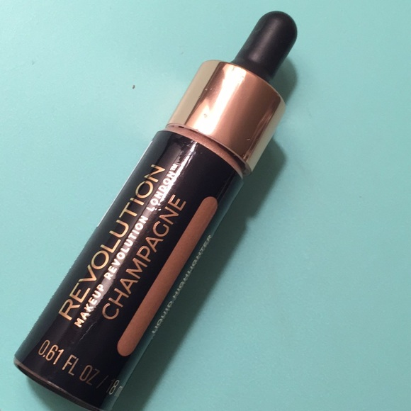 makeup revolution Other - Makeup Revolution liquid highlighter
